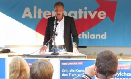 Allemagne : Björn Höcke de l'AfD dénonce la chape de plomb shoatique