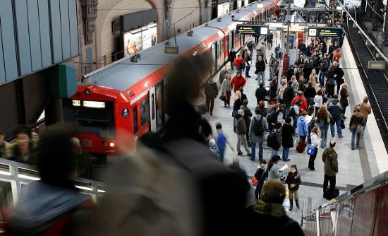 Allemagne : l'envahisseur marocain pousse une femme sous les roues du métro