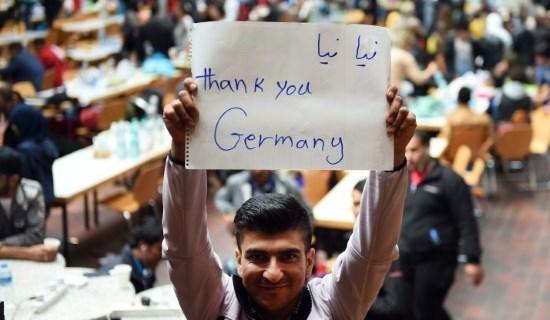 Allemagne : l'invasion migratoire a couté 21 milliards d'euros en 2016 au contribuable