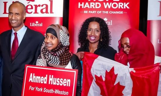 Canada : un Somalien à papiers canadiens nommé ministre de l'Immigration