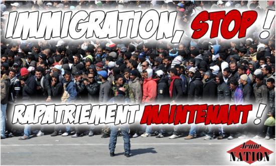 Immigration : dramatique hausse des permis de séjour et demandes d'asile !