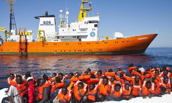 Invasion migratoire : SOS Méditerranée persiste à soutenir les envahisseurs