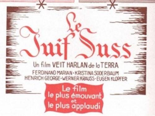 Le Juif Süss (vidéo VOSTFR)