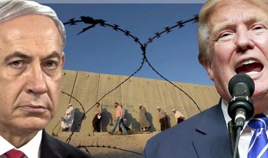 Palestine occupée : l'élection de Trump encourage Israël à accélérer la colonisation !