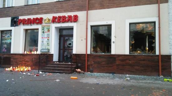 Pologne : incendie d'un restaurant « kébab » suite au meurtre d'un Polonais par un Tunisien (vidéo)