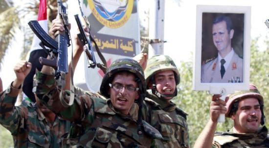 Syrie : contre-attaques de la Garde présidentielle et du Hezbollah à Deir ez-Zor et Palmyre