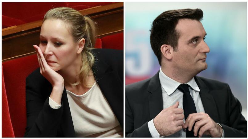 FN : les sympathisants préfèrent massivement Marion Maréchal-Le Pen à Florian Philippot