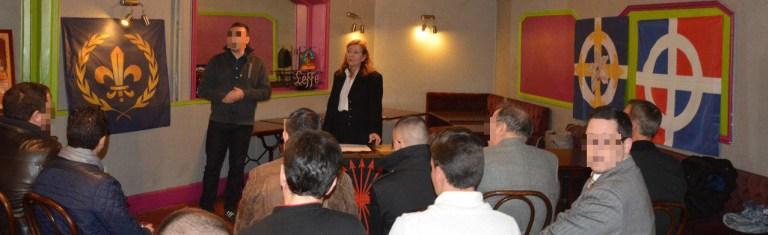 Conférence du Parti Nationaliste Français Bourgogne : « Brasillach, Primo de Rivera et la Phalange espagnole »