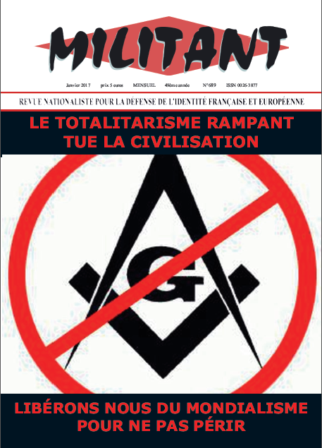 Totalitarisme rampant et mort de la civilisation