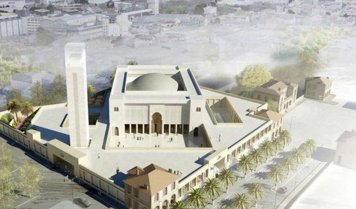 Le tribunal enterre définitivement la Grande Mosquée de Marseille