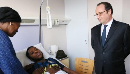 Aulnay : un président pathétique mais qui a choisi le camp de l'anti-France