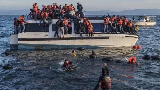 Italie : des envahisseurs importés par milliers depuis les côtes libyennes