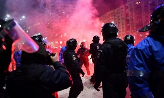 Roumanie : tentative de déstabilisation du nouveau gouvernement par les oligarchies euro-libérales