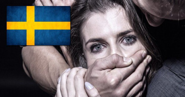 Suède : pays n°1 en Europe – et n°2 dans le monde – en matière de viol