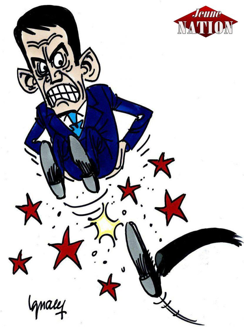 Valls, le marchand de sable, a cessé d'enfumer, par Yvan Benedetti