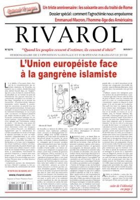 L'Union européiste face à la gangrène islamiste