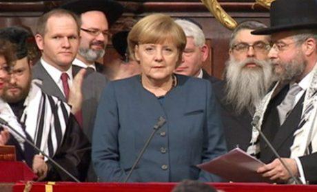 Angela Merkel va-t-elle cautionner les mensonges d'Elie Wiesel ?
