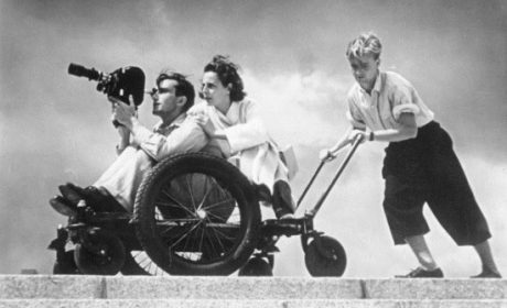 Les Dieux du stade de Leni Riefenstahl