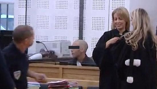 Corse : le barbare Mehdi Chemlal, violeur d'un nourrisson de 8 mois, rejugé en appel