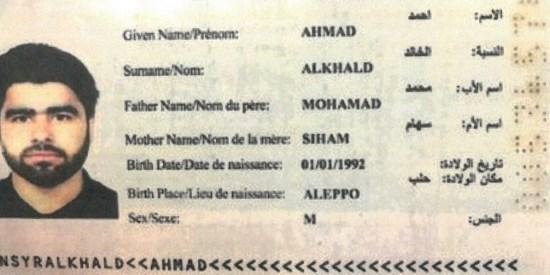 Des terroristes parmi les « migrants », une preuve de plus avec Ahmad Alkhald