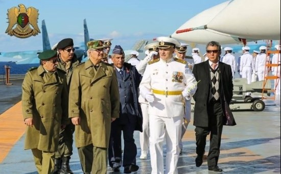 Libye : vers une implication russe au soutien de Khalifa Haftar pour la stabilisation du pays
