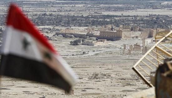 Syrie : les forces gouvernementales reprennent Palmyre grâce à l'action du Hezbollah et au soutien russe