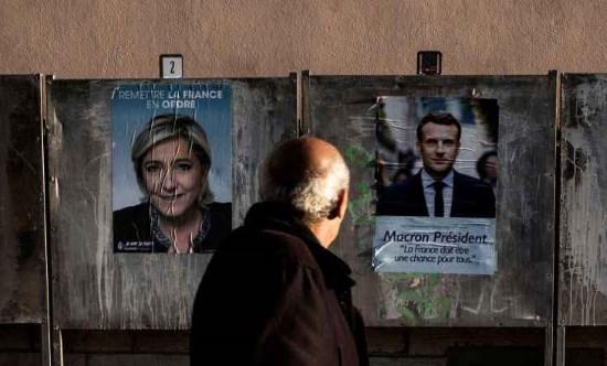 Second tour des élections présidentielles : entre la banque et la cage aux folles, le choix est fait !