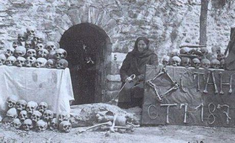 5 mai 1876 : Le massacre des Bulgares de Batak par les Bachis-Bouzouks de l'Ottoman