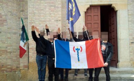 Commémoration des martyrs de la République Sociale Italienne