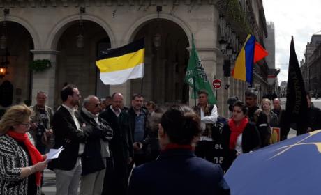 Intervention d'Hervé Van Laethem à l'hommage à Jeanne d'Arc (vidéo)