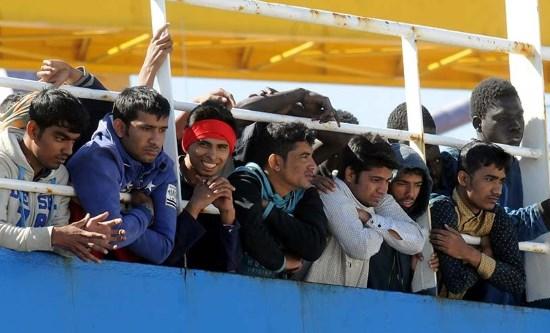 Italie : explosion de l'invasion par la Méditerranée. Stop à la trahison de l'UE et des ONG !