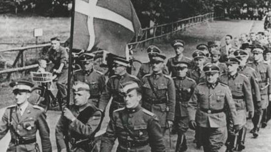 29 juin 1941 : création du Frikorps Danmark