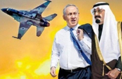 Coalition Saoudienne au service du sionisme