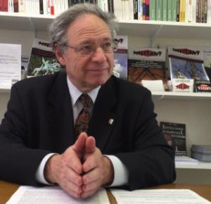 Vaccination, mondialisation, finance, droite radicale... - André Gandillon - Militant (vidéo)