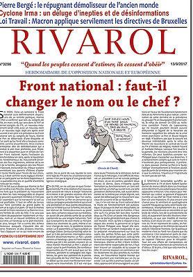 Front national : faut-il changer le nom ou le chef ?
