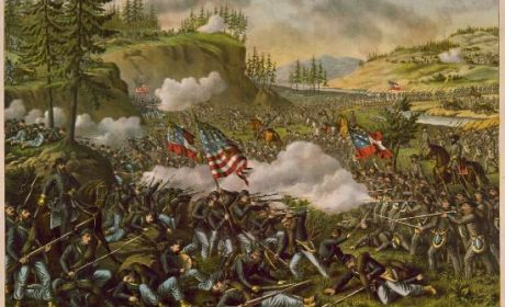 20 septembre 1863 : les Confédérés vainqueurs à Chickamauga