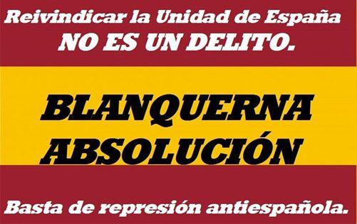 Espagne : Non au séparatisme ! Liberté pour ceux de la « Blanquerna » !