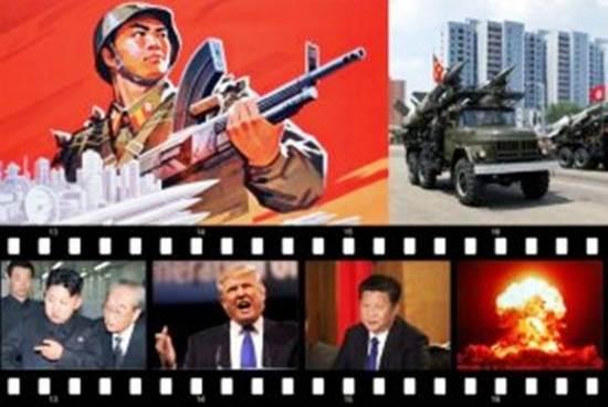 Corée du Nord : le « pays du matin calme » entre l'enclume et le marteau