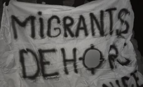 ACP du PNF Nice : Herrou au trou, « migrants » foutez le camp !