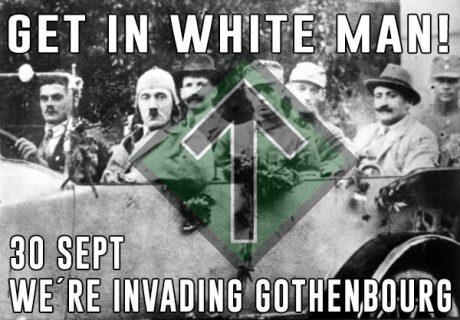 Suède : « Révolte contre les traîtres » à Gothenbourg le 30 septembre prochain