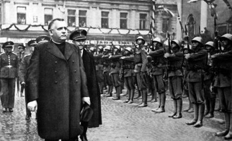 18 avril 1947 : Mgr Jozef Tiso est assassiné par l'occupant soviétique en Slovaquie