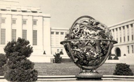 11 novembre 1933 : appel de Martin Heidegger à sortir de la Société des Nations