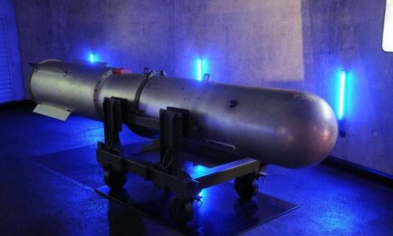 Pressentiments de Heidegger sur la terreur nucléaire