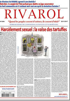 Harcèlement sexuel : la valse des tartuffes