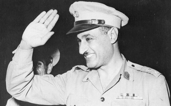 Gamal Abdel Nasser Hussein, des Officiers Libres à la Nation Arabe