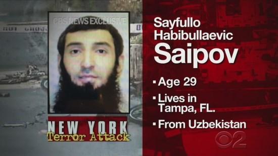 États-Unis : attentat d'un migrant islamiste à New York, massacre d'un athée militant au Texas !