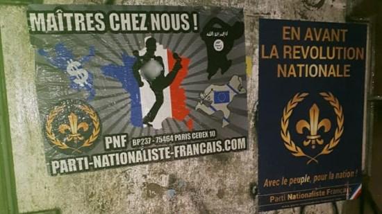 ACP du PNF : Non à l'invasion à Villars les Dombes !