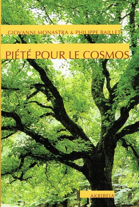 Nouveautés : Piété pour le cosmos – Giovanni Monastra et Philippe Baillet