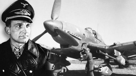 18 décembre 1982 : Mort de l'as de la chasse allemande Hans-Ulrich Rudel