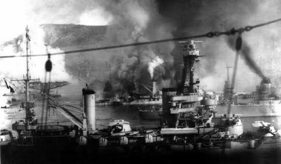 L'attaque de Mers El Kebir vue par  Heidegger (1940)